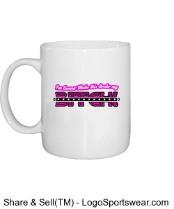 Stroke my bitch mug Design Zoom